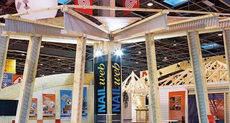 Nailweb participe au Carrefour International du Bois